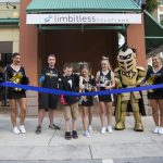 Bionic Kids Help Limbitless Solutions Celebrate Opening, Kick Off Football Game