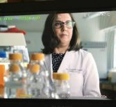 Med School Researcher Featured In Lifetime TV Breast Cancer Campaign