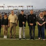 "Med School ""Cancer Assassins"" Honored at UCF-Austin Peay Game"