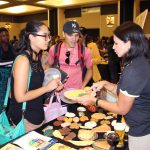 Expo Attracts Students to Learn about Being a Healthy Knight