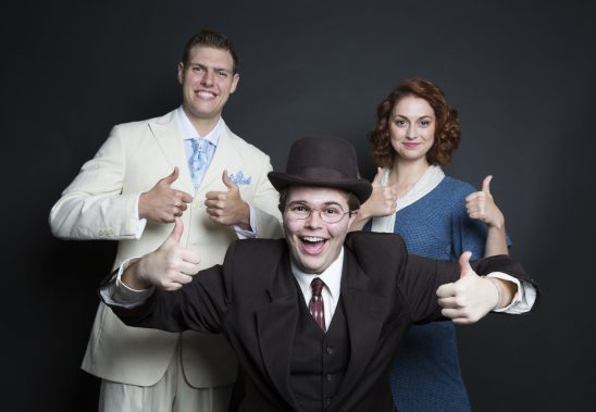 Love, Politics Satirized in Theatre UCF's Gershwin Musical