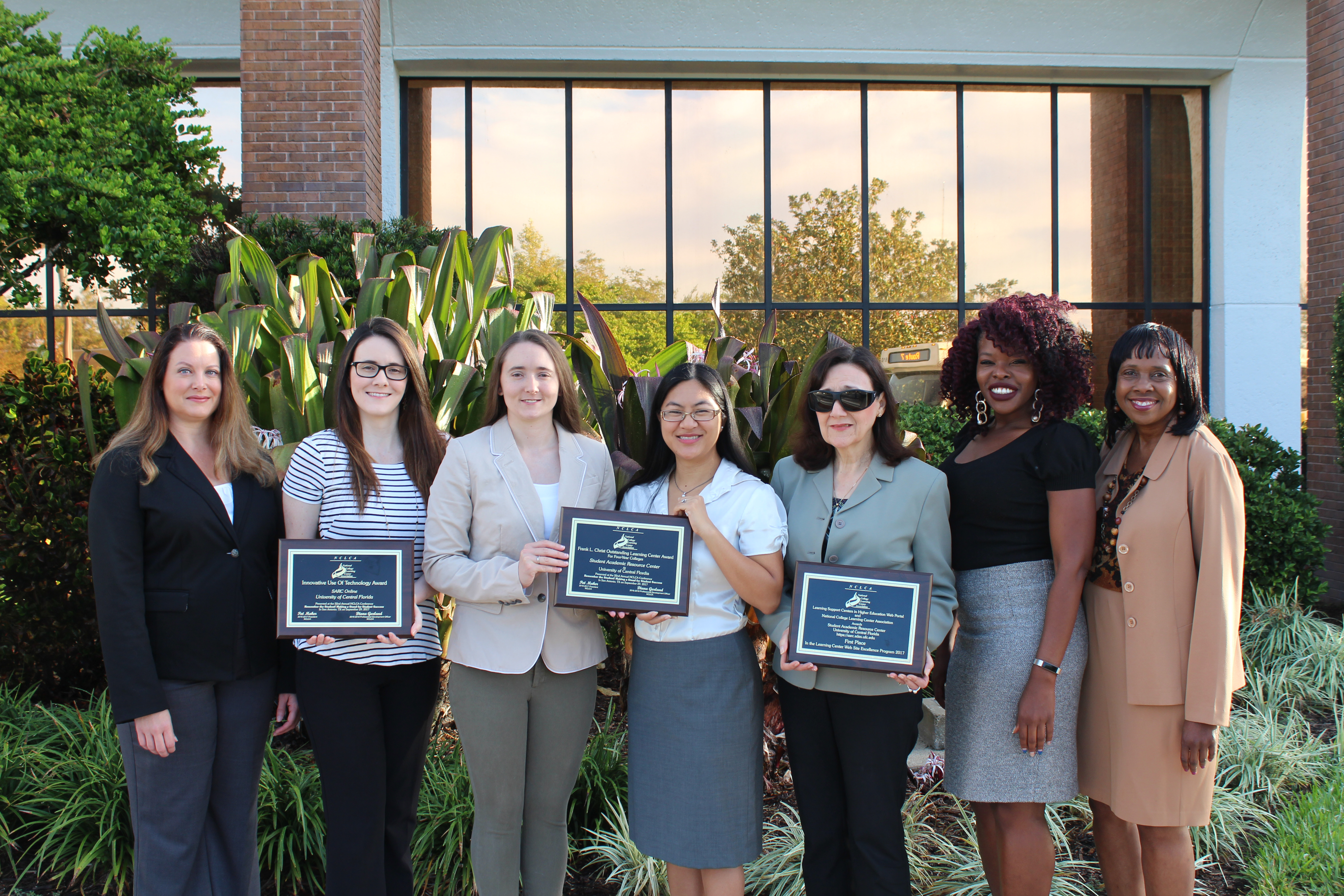Feed image for SARC Honored Nationally for Excellence as a Learning Center