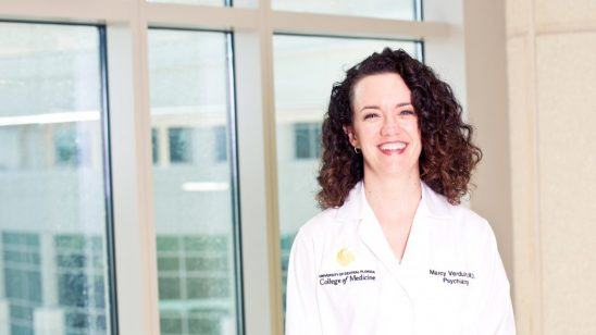 Dr. Verduin Elected National President of Psychiatry Group