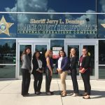 For 1st Time, Class of UCF Law Enforcement Interns at Sheriff's Office are All Women