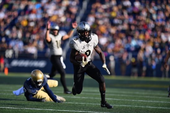 UCF Football Moves Up in Rankings After Win at Navy