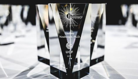 UCF Honors Luminary Leaders for Changing the World