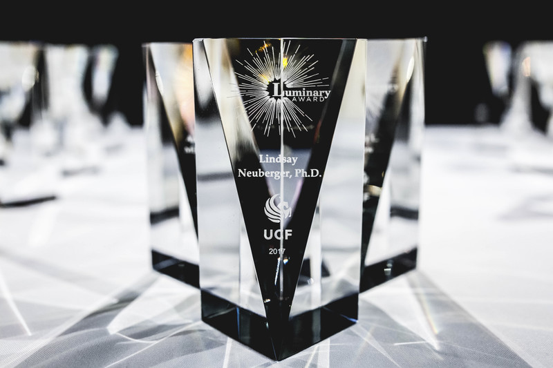 Feed image for UCF Honors Luminary Leaders for Changing the World