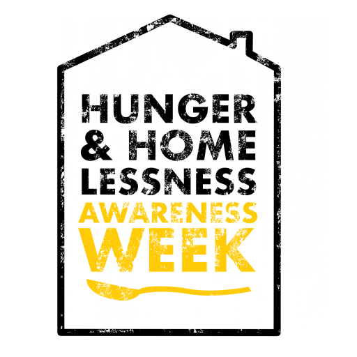 Hunger and Homelessness Week Logo
