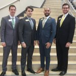 UCF Professional Selling Program Places 2nd  at International Collegiate Sales Competition