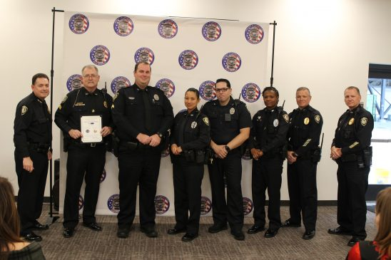 UCFPD Recognizes Outstanding Officers, Community Partners