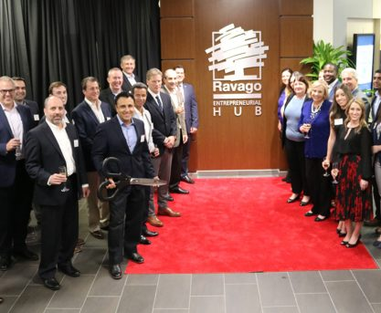 Ravago Entrepreneurial Hub Opens at UCF's College of Business