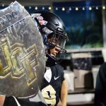 Knights Move Up Football Rankings, Prepare for AAC Championship on Saturday