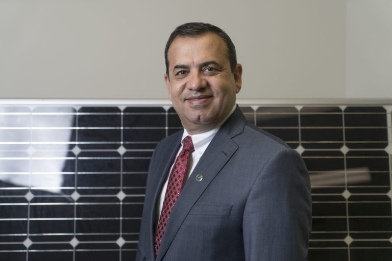 Issa Batarseh, a professor in the Department of Electrical and Computer Engineering and director of the Florida Solar Energy Center's Energy System Integration Division