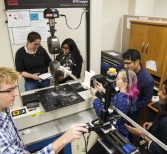 Going Global: UCF Engineers Shine Conducting Research Abroad