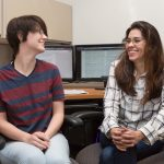 Students Earn National Honors for Papers about Robots, Visualization Tools