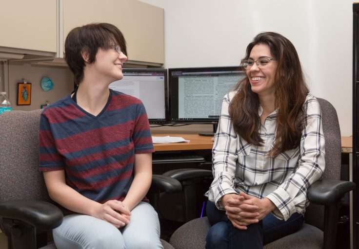 Two doctoral students in the Modeling & Simulation program have been recognized with best student paper awards for their work establishing frameworks for improving complex decision making in both humans and robots.