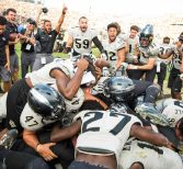 Knights Heading to Atlanta for Peach Bowl on New Year's Day