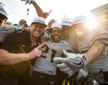 PHOTOS: UCF Wins AAC Championship Title