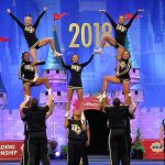 VIDEO: Knights Take 2nd in National Cheerleading Championships