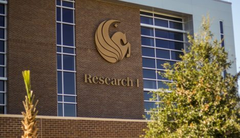 Newest UCF Research Building Coming Online