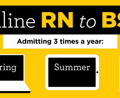More Convenient, More Affordable, Enhanced Online RN to BSN Program