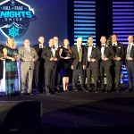 College of Business Honors Dr. Hitt, Alumni, Partners, Executives at Hall of Fame