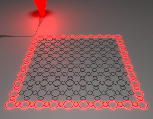 Tricking Photons Leads to First-of-Its-Kind Laser Breakthrough