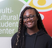 Student Jazmyne Burroughs on Student Involvement and the Black Identity