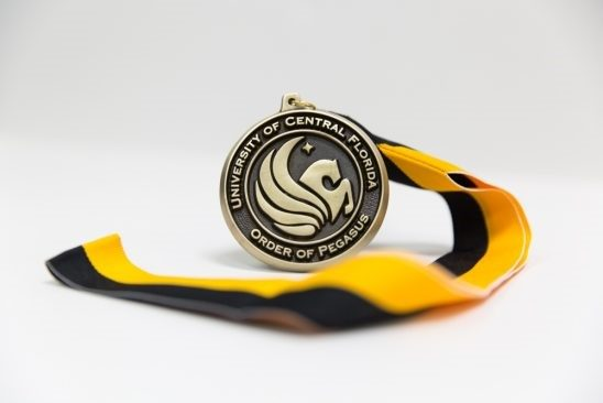 22 to Receive Order of Pegasus, UCF's Highest Student Honor