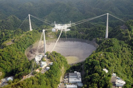 Arecibo Observatory Transitions to UCF-Led Management Team, Only the Beginning