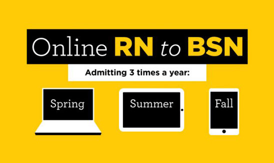 ucf-online-rn-to-bsn graphic