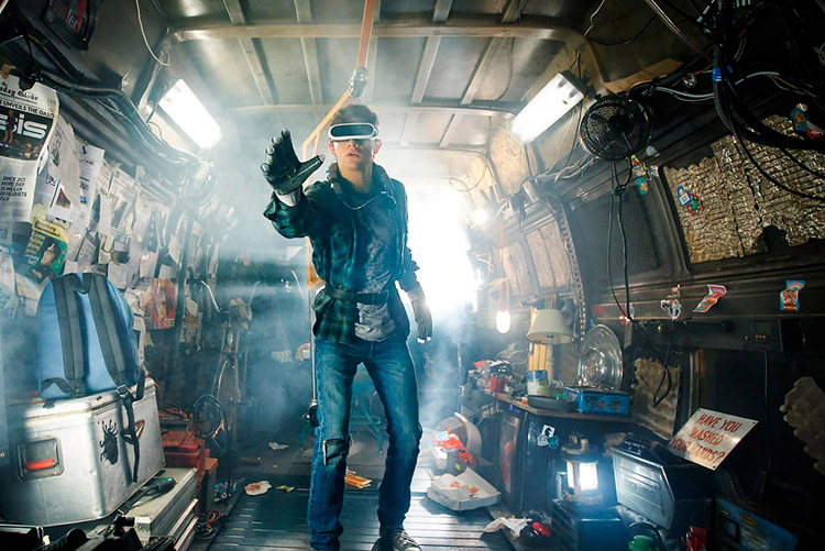 Character in 'Ready Player One' movie