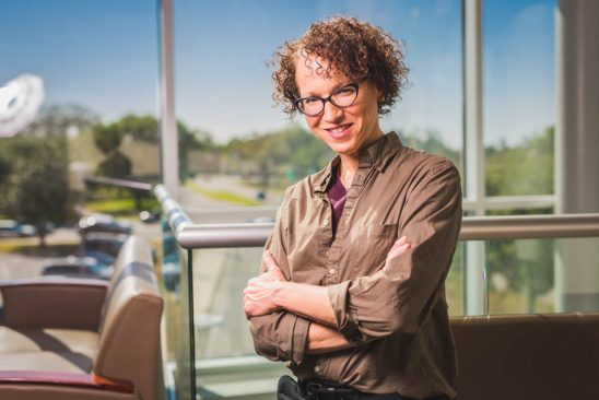 UCF Faculty Member Holly McDonald Inspires Change Through Theatre