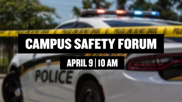 Campus Safety Forum_Thumbnail