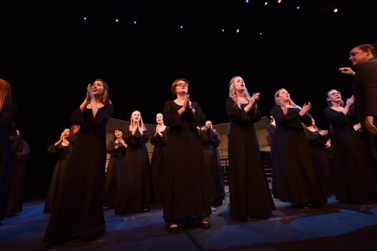 Choruses Promote Social Justice at UCF Celebrates the Arts 2018