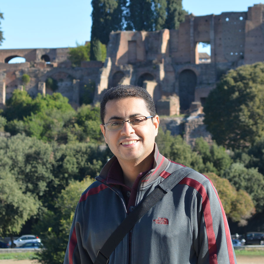 George Atia Assistant professor of electrical and computer engineering