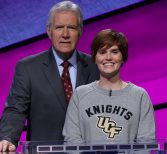 UCF Student Hannah Sage Finishes 3rd in Jeopardy! College Championship