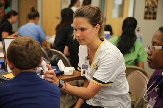 Interprofessional Education in Health Care Benefits Students and Patients