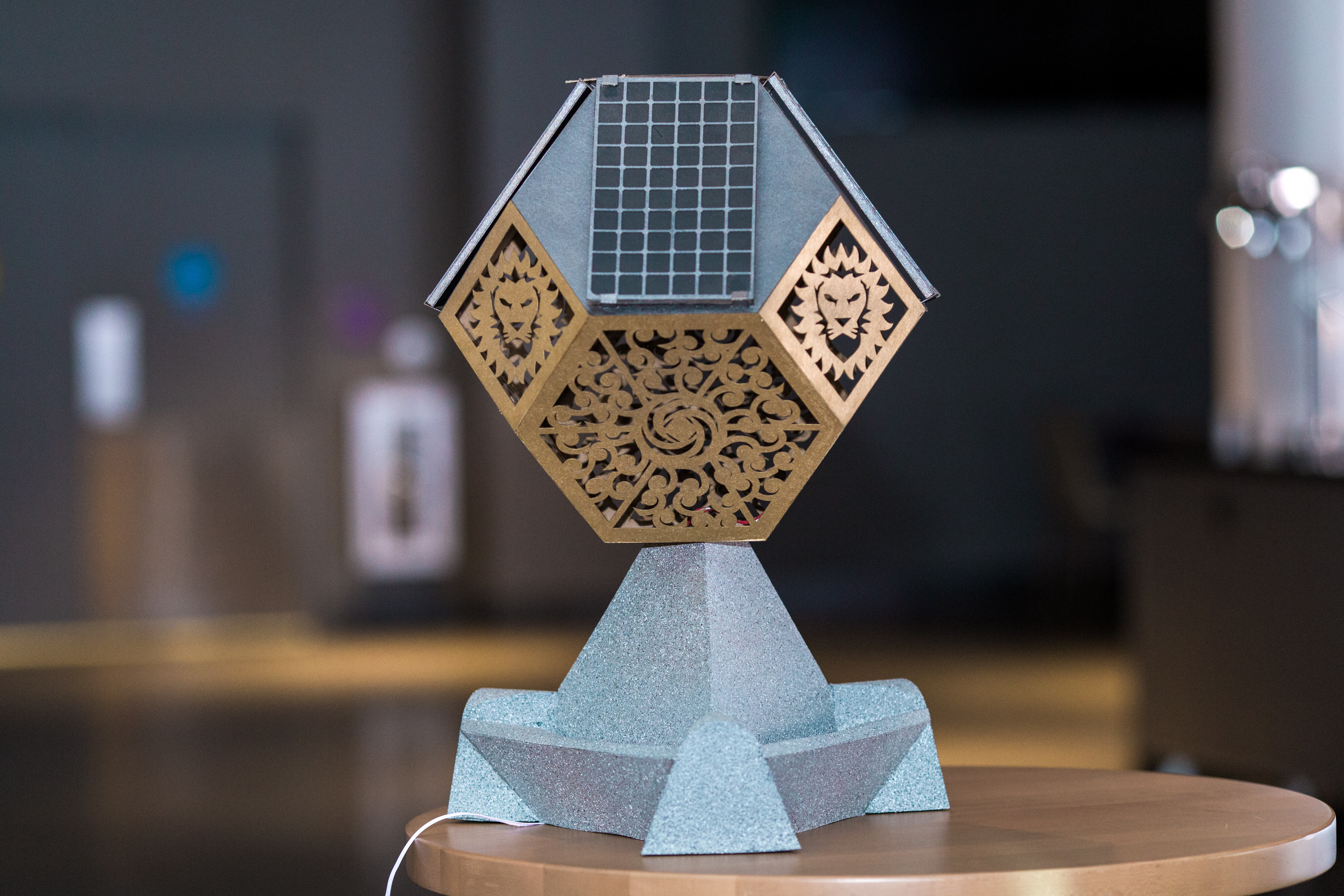UCF-Designed Solar-Powered Sculpture to be Installed at Orlando City Stadium