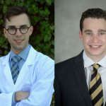 Students Earn National Fellowships For Huntington's Research
