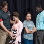 'Human Error' Prepares Students to be Voice of New Generation in Theatre