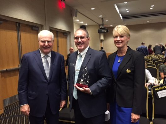 Board of Governors, UCF Honor Lockheed Martin as Business Champion