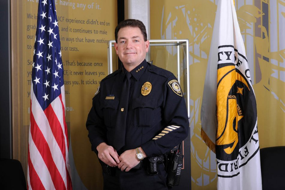 After serving Lake Mary for 15 years and UCF for 11 years, Beary retires as the most tenured law enforcement executive in Central Florida.
