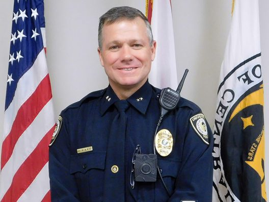 UCF Names Metzger as New Police Chief