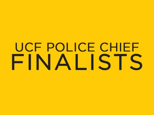 Meet UCF's Police Chief Finalists