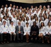 """""""The Good Doctor"""" Begins for Class of 2022"""