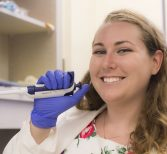 UCF Student Gives Scientists Tool to Track New Pathogen Killing Frogs