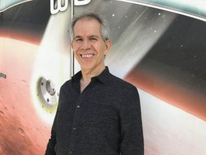 UCF Professor of physics Humberto Campins