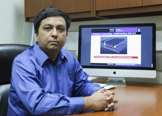 $1 Million Grant May Lead to Next Generation of Fast Computing