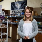 Graduating Knights Pantry Manager Aims to Create Impact Through Policy